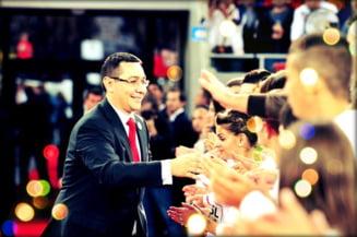 Noul plagiat de campanie al lui Ponta (Opinii)
