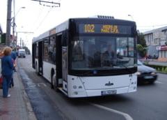 Noul plan de transport public in Galati