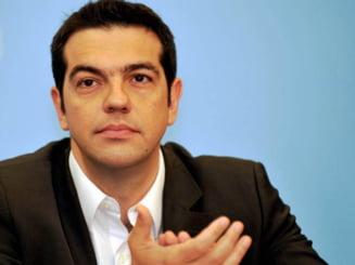 Noul premier al Greciei, plan kamikaze? Nu mai vrea ajutor de la UE si FMI