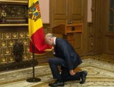 Noul premier al Republicii Moldova vine in Romania (Video)