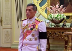 Noul rege al Thailandei a fost incoronat. Detalii despre ceremonia grandioasa de 31 de milioane de dolari