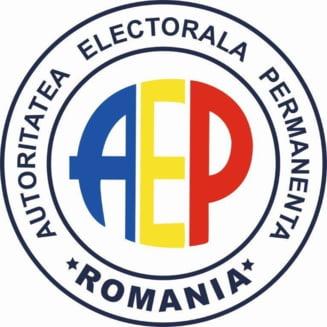 Noul sef AEP suspenda verificarile privind subventiile primite de partide in 2017 si 2018