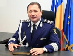 Noul sef al Politiei Romane, implicat in scandalul politistului care statea in genunchi