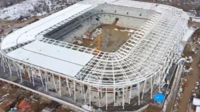 "Noul stadion Steaua e aproape gata: Cum arata ""bijuteria"" din Ghencea (Video)"