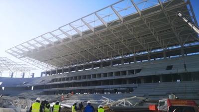 Noul stadion Steaua e aproape gata: Iata cand ar putea fi finalizat