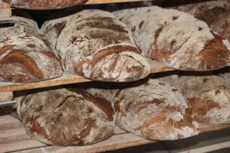 Noul super-aliment, painea mov: Se digera incet si e plina de antioxidanti anti-cancer