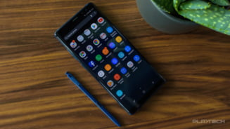 Noul telefon Samsung vine cu o surpriza legata de senzorul de amprenta