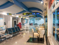 Noul terminal al Aeroportului International din Oradea, finalizat si inaugurat. Investitia s-a ridicat la aproape 26 milioane de lei