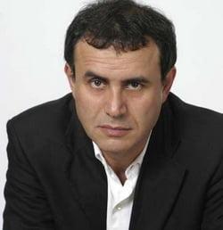 Nouriel Roubini anunta un scenariu teribil privind pretul aurului