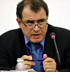 Nouriel Roubini face previziuni teribile privind pretul aurului in 2015