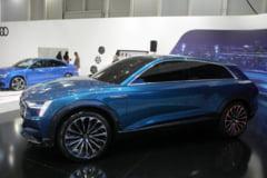 Noutatile Audi la SIAB 2018 - A6, A7, A7 si e-tron (Galerie foto)