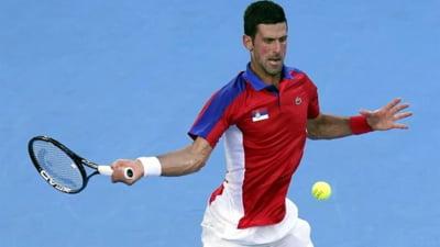 Novak Djokovic, cuvinte de laudă pentru Emma Răducanu: ce a postat sârbul