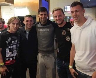 Novak Djokovic, insultat dupa ce a anuntat ca sustine Croatia la Cupa Mondiala 2018