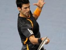 Novak Djokovic a castigat Mastersul de la Paris