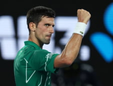 Novak Djokovic lanseaza un turneu de tenis