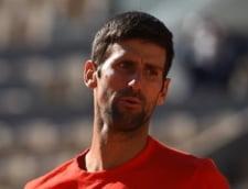 """Novak Djokovic nu se teme de COVID: """"Nu sunt ingrijorat in ceea ce priveste prezenta sau absenta virusului in mine"""""""