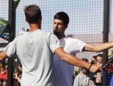 Novak Djokovic obtine o victorie tensionata in cinci seturi la Roland Garros