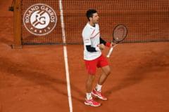 Novak Djokovic se mentine in fruntea clasamentului ATP
