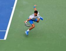 Novak Djokovici, eliminat surprinzator in semifinale la Cincinnati de un tanar rus