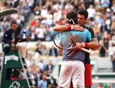 Novak Djokovici, foarte afectat dupa eliminarea de la Roland Garros