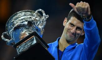 Novak Djokovici, imbatabil! Sarbul castiga Australian Open dupa o finala cu Andy Murray
