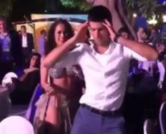 Novak Djokovici, momente de senzatie la Dubai - ipostaza in care a fost surprins (Video)