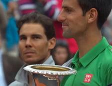 Novak Djokovici, noul stapan la Roma, dupa o finala de vis cu Nadal