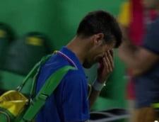 Novak Djokovici, reactie superba dupa eliminarea de la Jocurile Olimpice