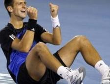 Novak Djokovici a castigat finala Australian Open