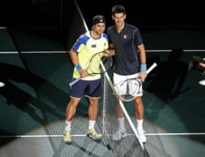 Novak Djokovici a castigat marele turneu Masters de la Paris
