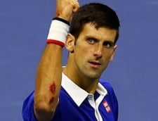 Novak Djokovici castiga US Open dupa o finala de senzatie in fata lui Federer