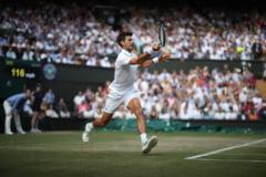 Novak Djokovici castiga din nou la Wimbledon dupa o finala de poveste cu Federer, terminata cu un super tiebreak