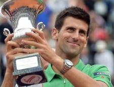 Novak Djokovici castiga fara emotii finala de gala de la Roma