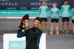 Novak Djokovici castiga primul titlu din noul sezon dupa o finala spectaculoasa