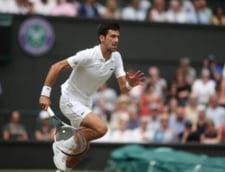 Novak Djokovici il invinge pe Rafa Nadal dupa un meci de poveste si se califica in finala de la Wimbledon