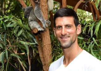 Novak Djokovici intervine in conflictul major de la Australian Open