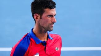 Novak Djokovici l-a demolat pe favoritul gazdelor de la Olimpiadă