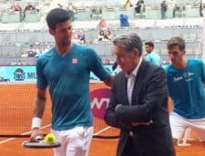 Novak Djokovici obtine o victorie fara probleme la Roland Garros