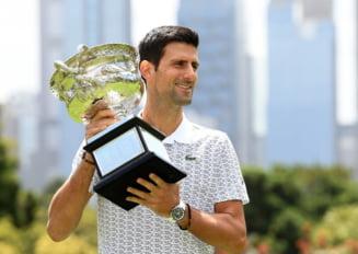 Novak Djokovici risca o amenda drastica dupa finala de la Australian Open