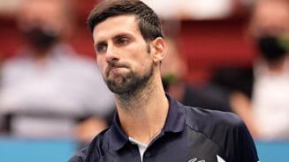 Novak Djokovici s-a facut de ras chiar la el acasa VIDEO