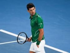Novak Djokovici triumfa pentru a opta oara la Australian Open, dupa o finala de cinci stele cu Dominic Thiem