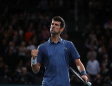 Novak Djokovici va reveni pe primul loc mondial ATP si va egala un record legendar al lui Marat Safin