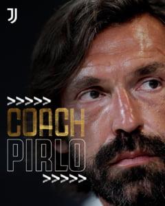 Nu e nici Zidane, nici Pochettino. Juventus si-a ales noul antrenor