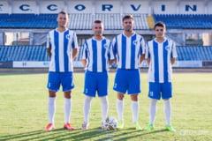 Nu mai merg doar pe mana localnicilor: FC Hunedoara transfera si din afara judetului