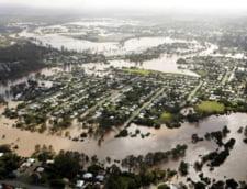 Nu mai scapam de inundatii: Noi avertizari cod portocaliu si galben