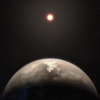 Nu mai trebuie sa plecam pe Marte. A fost gasita o planeta apropiata, unde temperatura e de numai 21 de grade Celsius