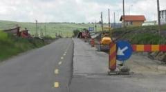 Nu s-au gasit solutii pentru alunecarile de teren de pe dealul Varsolt