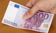 Nu se mai tiparesc bancnote de 500 euro