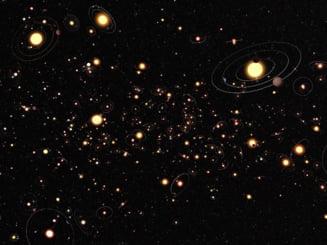 Nu suntem singuri in Univers: 100 de miliarde de planete numai in Calea Lactee