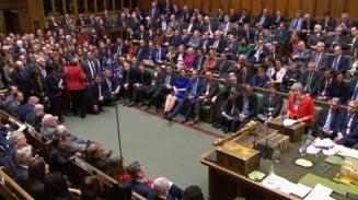 Nu va fi Brexit fara un acord, a decis Parlamentul britanic la o zi dupa ce a respins acordul. May a votat impotriva propriei motiuni, dupa o dezbatere haotica